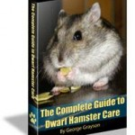 Great Book About Dwarf Hamster Care!